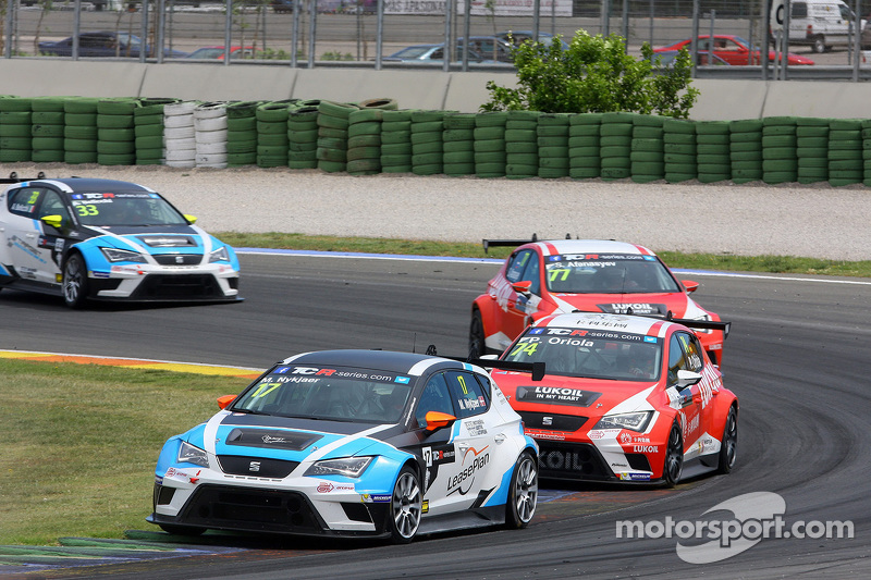 Michael Nykjaer, SEAT Leon Racer, Target Competition