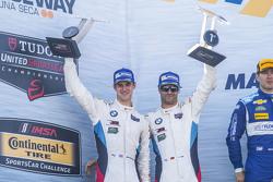 GTLM-Sieger: #24 BMW Team RLL, BMW Z4 GTE: John Edwards, Lucas Luhr