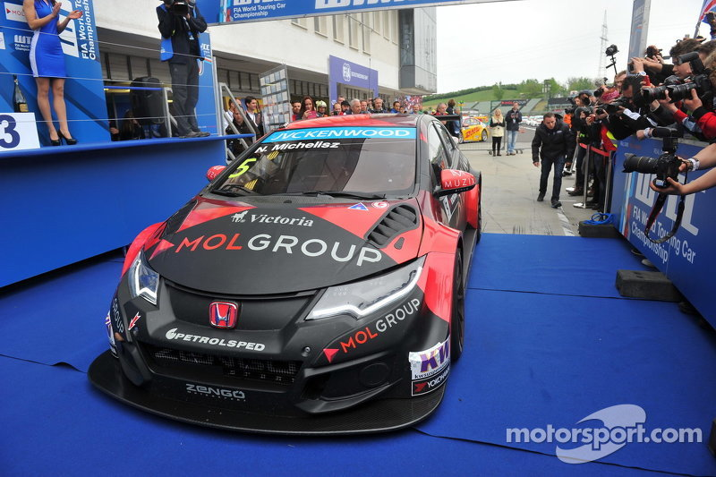 Норберт Міцеліс, Honda Civic WTCC, Zengo Motorsport