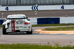 #49 AMD Tuning, Porsche 997 GT4: Graham Coomes, Jake Hill