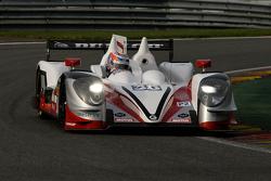 #28 G-Drive Racing Ligier JS P2-尼桑: Gustavo Yacaman, Luis Felipe Derani, Ricardo Gonzalez