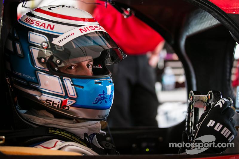 Лукас Ордоньес, Nissan Motorsports