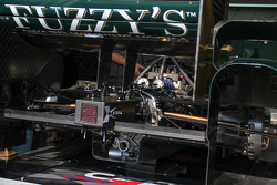 Luca Filippi, CFH Racing Chevrolet detalle