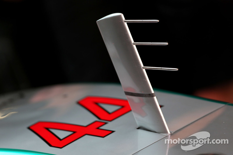 Mercedes AMG F1 Team, Detail