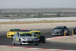 #66 SpeedSource Mazda RX-8: Marcelo Abello, Nick Fanelli