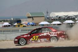 #57 Baglieracing Mazda 6: Dennis Baglier, Marty Luffy slides