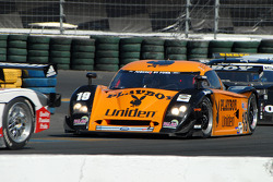 #19 Playboy/ Uniden Racing Ford Crawford: Memo Gidley, Guy Cosmo