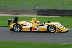 #40 ASM Racing Portugal Lola B05/40 AER: Miguel Amaral, Miguel Angel De Castro, Angel Burgueno