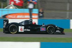 #6 Lister Storm Racing Lister Storm Hybrid: Justin Keen, Jens Moller