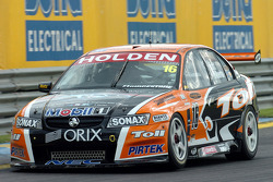 Anthony Tratt returned to V8 Supercars for the weekend
