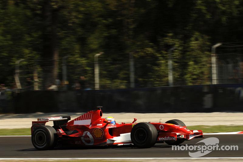 """2006: سيارة فيراري """"248 اف1"""" – 80 نقطة، المركز الثالث في البطولة"""
