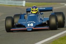 1983 Tyrell 011