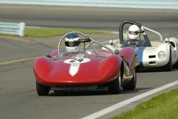 Alfa Romeo leads