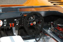1972 McLaren dash
