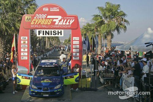 Rallye de Chypre
