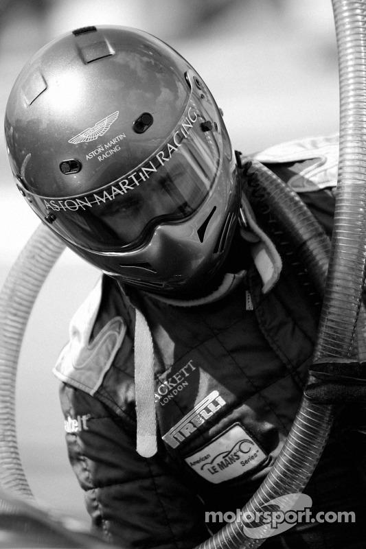L'équipe Aston Martin Racing
