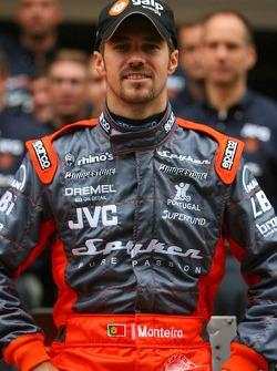 Spyker MF1 Racing photoshoot: Tiago Monteiro