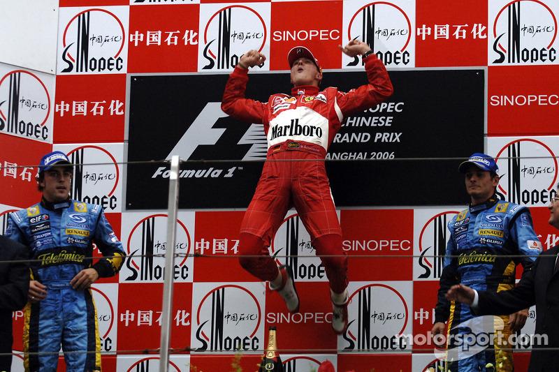 8. GP de China 2006