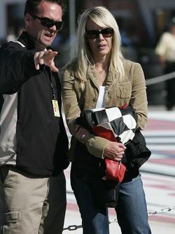 Richard Childress Racing Shell sponsorship press conference: Delana Harvick