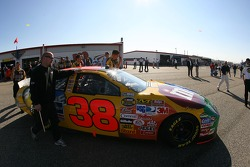 Pole winning M&M's Ford out of tech inspection
