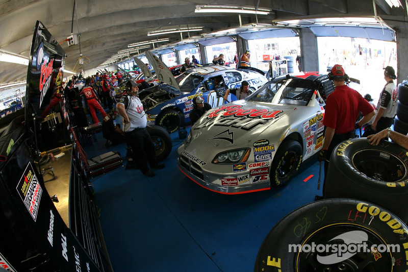 Le garage Coors Light Dodge