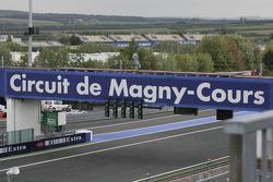 Panneau de Magny-Cours