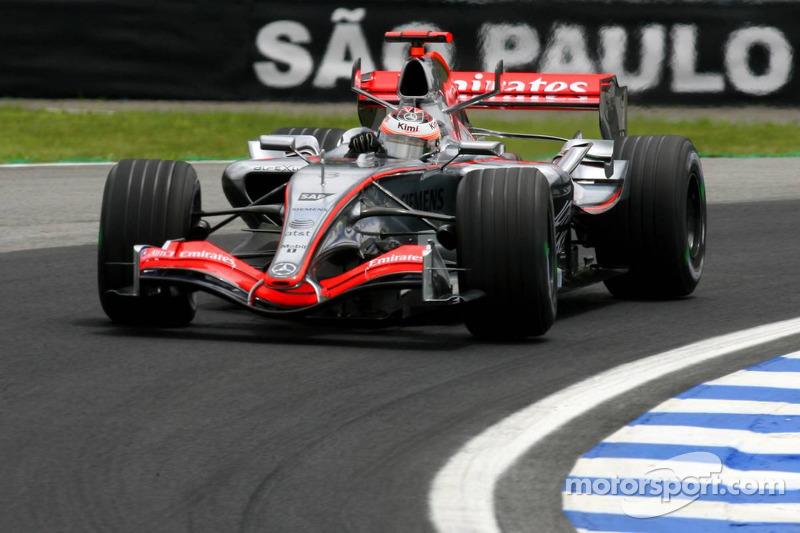 2006: McLaren MP4-21