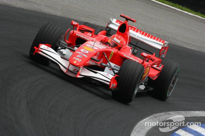 GP Brasilien 2006