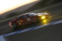 #62 Risi Competizione Ferrari 430 GT Berlinetta: Stephane Ortelli, Mika Salo