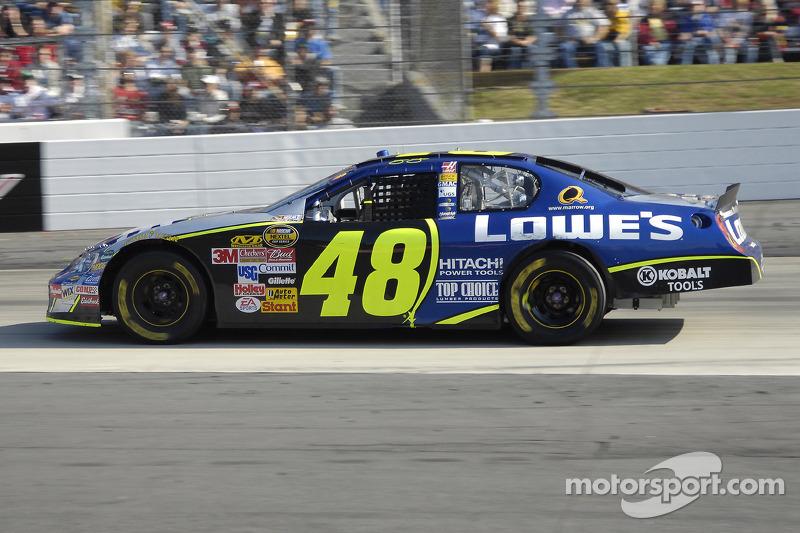 2006, Martinsville 2: Jimmie Johnson (Hendrick-Chevrolet)