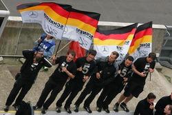 Team of Bernd Schneider