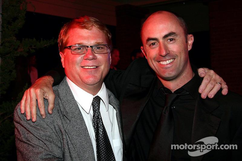 Richard Sloop et David Brabham