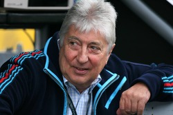 Herbie Blash, FIA observer, visits the DTM