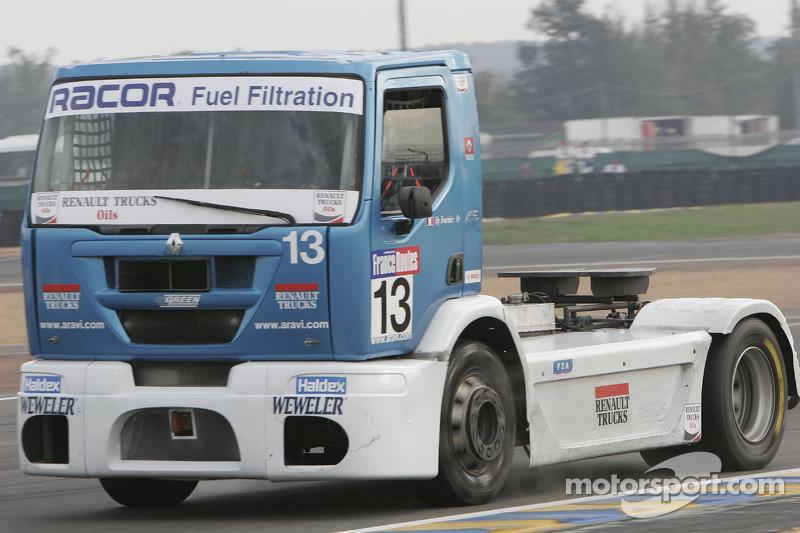 Jean-Luc Fournier Renault Premium n°13 : Jean-Luc Fournier