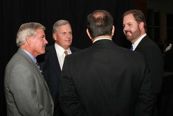 Terry Labonte, Rick Hendrick and Eddie Gossage