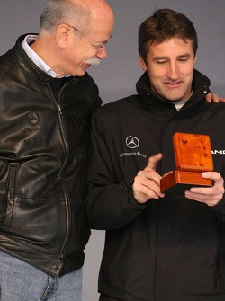 Dr. Dieter Zetsche and Bernd Schneider