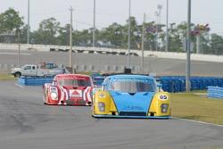 #05 Sigalsport BMW BMW Riley: Bill Auberlen, Matthew Alhadeff