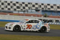 La Mazda RX-8 n°70 du SpeedSource : David Haskell, Sylvain Tremblay, Randy Pobst