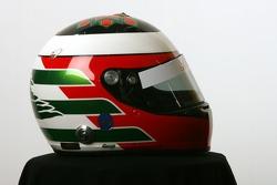 Helmet of Basil Shaaban