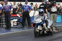 Samedi, Pro Stock Motorcycle