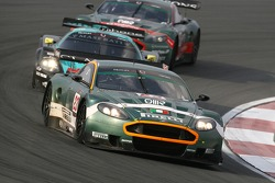 Aston Martin Racing BMS Aston Martin DBR9 : Matteo Malucelli, Fabio Babini