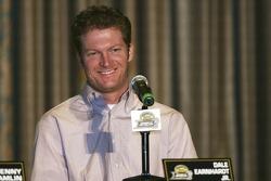 NASCAR Nextel Cup Chase contenders press conference, Doral Golf Resort & Spa, Miami: Dale Earnhardt Jr.