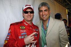 Dale Earnhardt Jr. with
