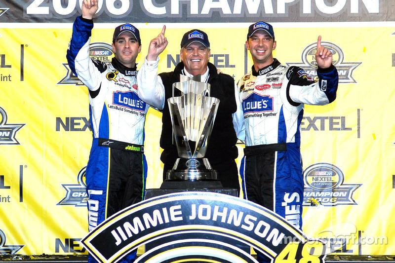 2006: Jimmie Johnson (Hendrick-Chevrolet)