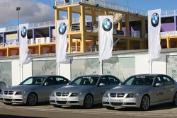 BMW taxi ride cars