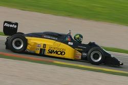 Thoroughbred GP, Roderigo Gallelo, Minardi F1-185