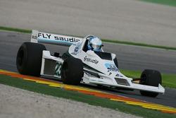Thoroughbred GP, Abba Kogan, Williams FW06/2