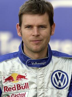 Volkswagen Motorsport presentation: Dirk von Zitzewitz