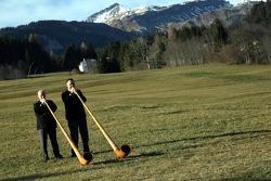 A Switzerland tradition