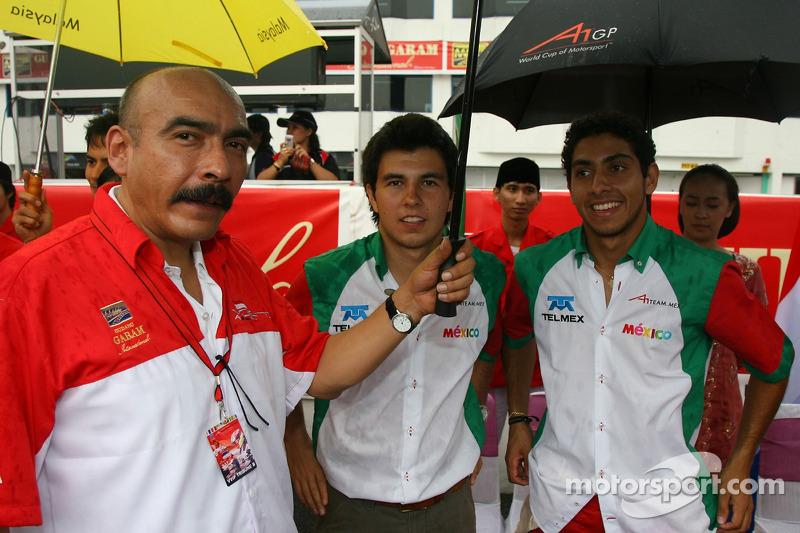 Sergio Pérez, A1GP 2007